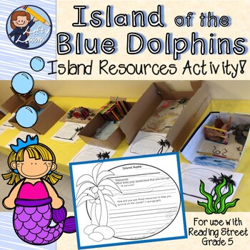 Island Resources Writing Activity