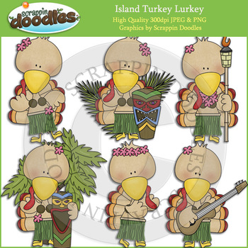 Island Turkey Lurkey