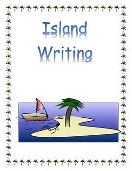 Island hopping- writing