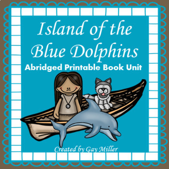Island of the Blue Dolphins [Abridged]