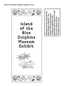 Island of the Blue Dolphins Lapbook
