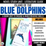 Island of the Blue Dolphins Foldable Novel Study Unit