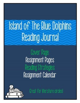 Island of the Blue Dolphins Journal Set
