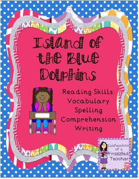 Island of the Blue Dolphins Reading Packet (Scott Foresman