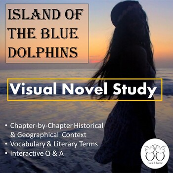 Island of the Blue Dolphins : Visual Vocabulary