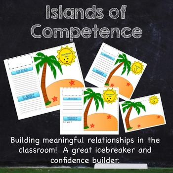 Islands of Competence Ice Breaker, Relationship Builder (M