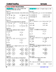 Isotopes & Atomic Mass Calculations -  Guided HS Chemistry Notes