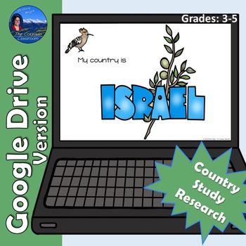 Israel Country Study - Google Drive Version