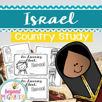 Israel Country Study | 48 Pages for Differentiated Learnin