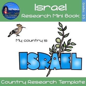 Israel - Research Mini Book