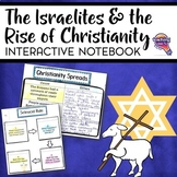 Israelites & Early Christianity Interactive Notebook Unit