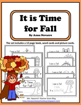 It is Time for Fall