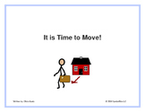 It is Time to Move!--Social Story- For Special Education a