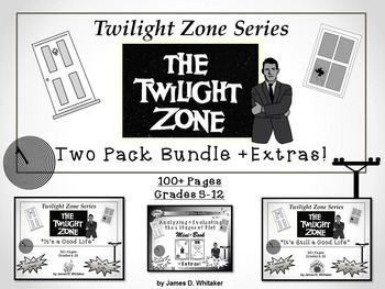 It's A Good Life and It's Still A Good Life Twilight Zone Bundle