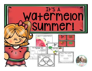 It's A Watermelon Summer