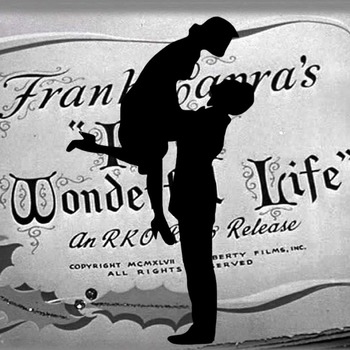 It's A Wonderful Life Clip Art Freebie