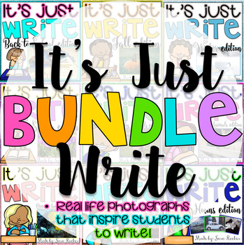 It's Just WRITE {The BUNDLE}