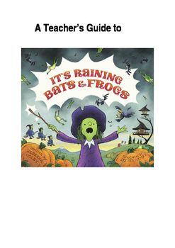 It's Raining Bats & Frogs!