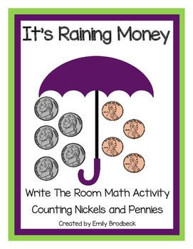 It's Raining Nickels and Pennies