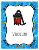 It's a Vacuum!  Not Really - It's the Letter V Go Fish Car