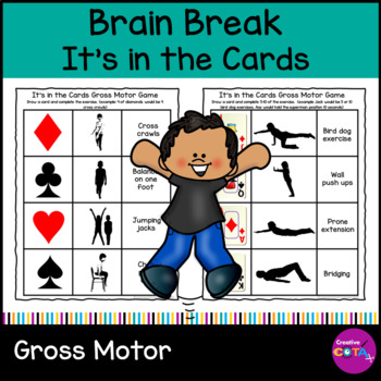 Brain Break: It's in the Cards- Classroom Addition