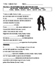 Ti Amo by Umberto Tozzi: Italian Cloze Song Activity and Q