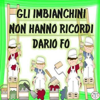 Italian: Gli Imbianchini Non Hanno Ricordi by Dario Fo