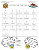 Italian Introductory Packet A (Alphabet/Italian names/Gree