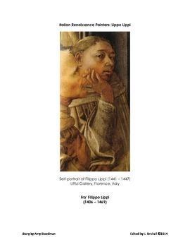 Italian Renaissance Painters: Lippo Lippi