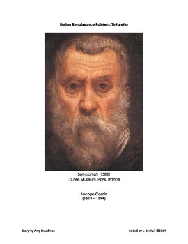 Italian Renaissance Painters: Tintoretto