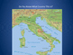 Italy and the Italian Language - Quick Introduction