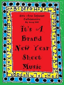 It's A Brand New Year Sheet Music