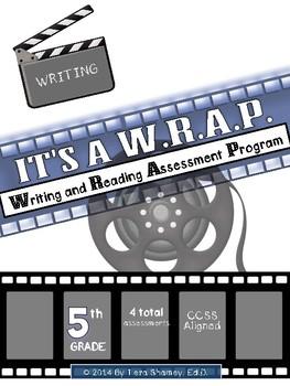 4 Writing Activities/Assessments: Informational, Persuasiv