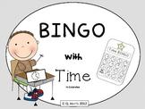 It's BINGO with TIME!