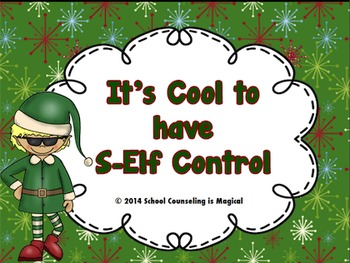 Its Cool to Have S-Elf Control
