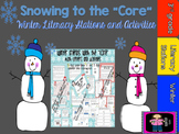 "It's Snowing To The ""Core"" Winter Literacy Activities and"