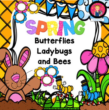 SPRING ELA AND SCIENCE ACTIVITIES FOR K-1