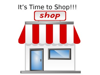 It's Time to Shop