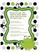 It's a Frog's Life: Life Cycle of a Frog Posters