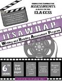 It's a W.R.A.P! 6th Grade Bundle CCSS Assessments for Read