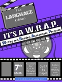 Language Assessments/activities: Punctuation, Parts of Spe