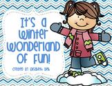 It's a Winter Wonderland of Fun!