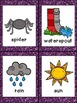 Itsy Bitsy Spider Book, Poster, and MORE - Preschool Kinde