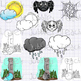 Itsy-Bitsy Spider: Clip Art and More