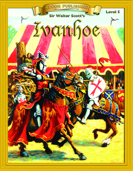 Ivanhoe 10 Chapter Novel with Student Activities and Answer Keys