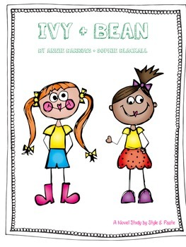 Ivy and Bean Book 1 Book Club