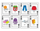 J Articulation Playing Cards