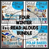 JANUARY CLOSE READING BUNDLE with LESSON PLANS and ACTIVITIES