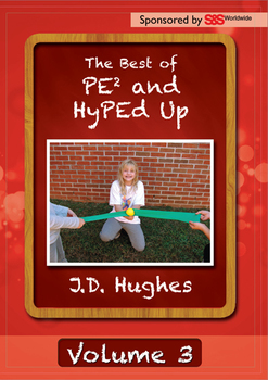 J.D. Hughes' Best of PE² and HyPEd Up Volume 3 DVD Video Lessons