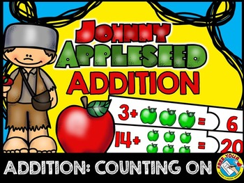 JOHNNY APPLESEED MATH CENTER: ADDITION COUNTING ON STRATEG